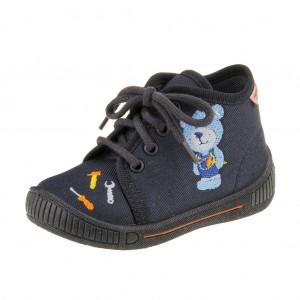 Dětská obuv Domácí obuv Superfit 3-00254-80 -  První krůčky