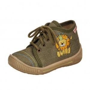 Dětská obuv Domácí obuv Superfit 3-00254-30 -  První krůčky