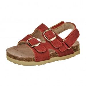 Dětská obuv Big Fish FR-612-15-01 /červená - Boty a dětská obuv