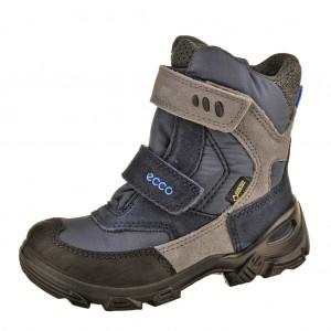 Dětská obuv ECCO Snowboarder     /black/marine - Boty a dětská obuv