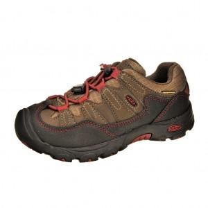Dětská obuv KEEN Pagosa low  /brown -  Do hor nebo nížin