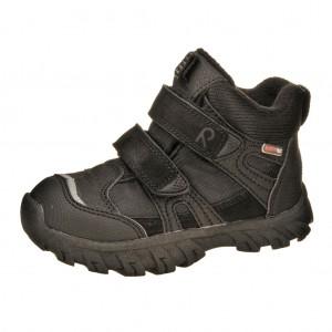 Dětská obuv REIMA Naos black -  Celoroční