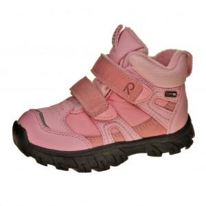 Dětská obuv REIMA Naos pink -  Celoroční