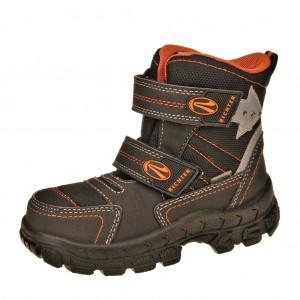 Dětská obuv Richter 7932     /black/mandarino -
