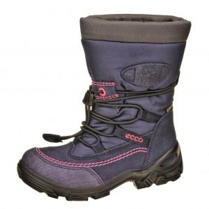 Dětská obuv ECCO Snowboarder /midnight - Boty a dětská obuv