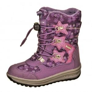 Dětská obuv GEOX J Roby   /violet -  Zimní