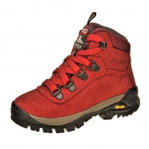 Dětská obuv OLANG Asiago-Kid.tex   /rosso -  Do hor nebo nížin