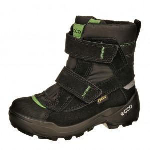 Dětská obuv ECCO Snow Rush   /black - Boty a dětská obuv