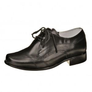 Dětská obuv KTR společenská obuv   /černá -  Celoroční