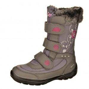 Dětská obuv LICO Mary V   /grau/pink -  Zimní