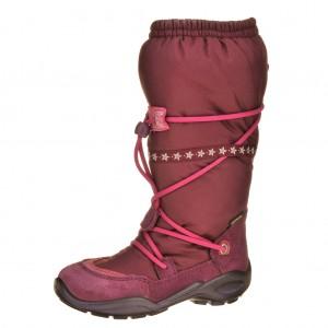 Dětská obuv ECCO Winter Queen     /burgundy -