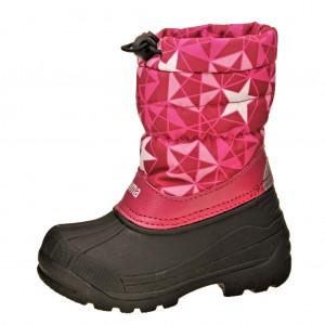 Dětská obuv REIMA Nefar /cherry - Boty a dětská obuv