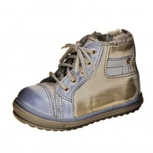Dětská obuv Santé 730/301 zimní  /modré -  Zimní