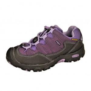 Dětská obuv KEEN Pagosa low  /blackberry -  Celoroční