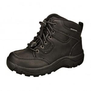 Dětská obuv KEEN Garrison WP  /black -  Celoroční