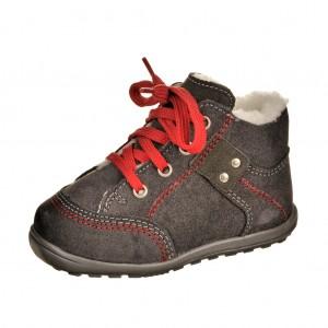 Dětská obuv Richter 0025  /steel/pebble -  První krůčky