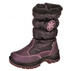 Dětská obuv Santé OR/51008   /fialová -