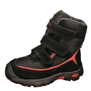 Dětská obuv KEEN Trezzo    /black/ribbon black -