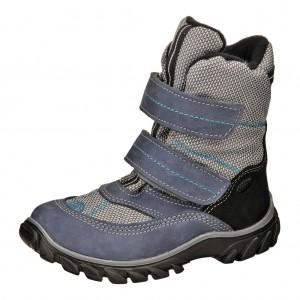Dětská obuv FARE 848204 Polarisky  /modré -