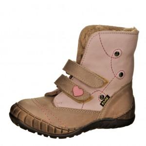 Dětská obuv FARE 849152 /růžové -  Zimní