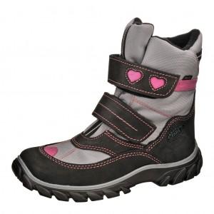 Dětská obuv FARE 2646253 Polarisky  /šedé -  Zimní
