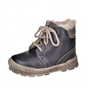 Dětská obuv Pegres 1700 modré -  Zimní