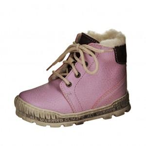 Dětská obuv Pegres 1700 sv.fialové -  Zimní