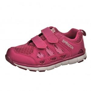 Dětská obuv Brütting Spiridon fit V  /pink/rosa -
