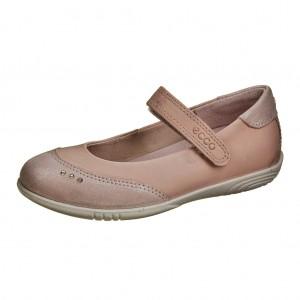 Dětská obuv ECCO Alicia Mary Jane /violet ice/silver pink - Boty a dětská obuv