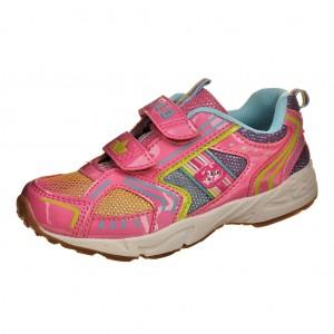 Dětská obuv LICO Silverstar colour V    /pink - Boty a dětská obuv