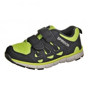 Dětská obuv Brütting Spiridon fit V  /lemon/marine -  Sportovní