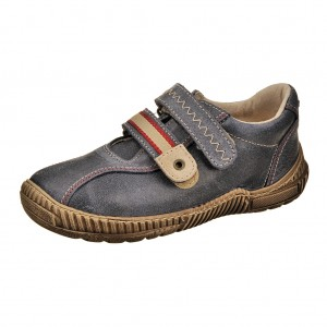 Dětská obuv Pegres 1301   /modrá -