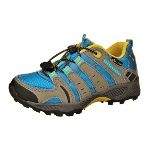 Dětská obuv LICO Fremont  /royalblau/grau -  Sportovní