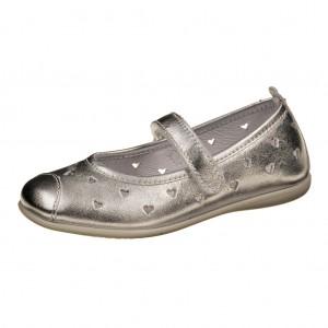 Dětská obuv Ciciban Laika argento -  Pro princezny