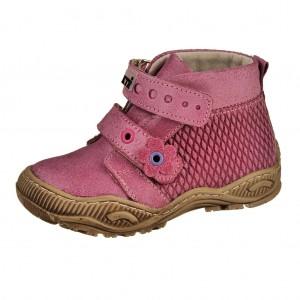 Dětská obuv KTR 166   /růžová -  Celoroční