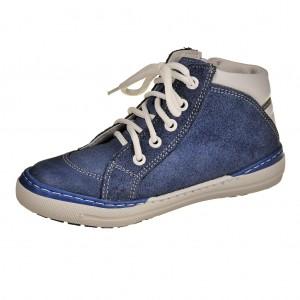 Dětská obuv KTR 174  /modrá - X...SLEVY  SLEVY  SLEVY...X