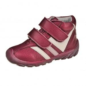 Dětská obuv DPK K51073   /červené -  Celoroční