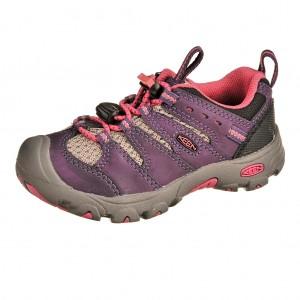 Dětská obuv KEEN Koven low  /blackberry/honeysuckle -  Do hor nebo nížin