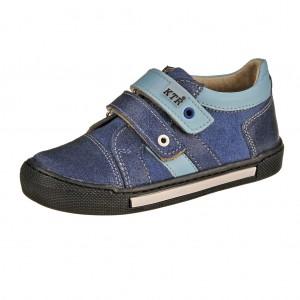 Dětská obuv KTR 162/165BA  /modrá -  Celoroční