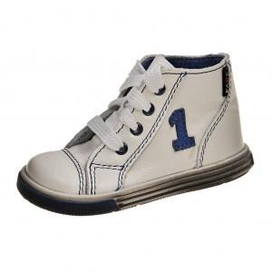 Dětská obuv FARE 2151155  /bílé/modré -  Celoroční