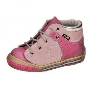 Dětská obuv FARE 2126251  /růžová -  Celoroční
