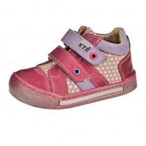 Dětská obuv KTR 162/165BA  /amarant -  Celoroční