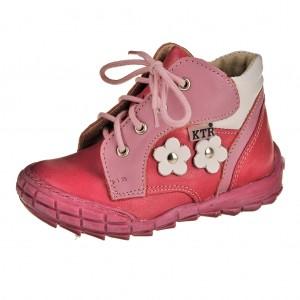 Dětská obuv KTR 163BA  /fuxia -  Celoroční