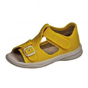 Dětská obuv Domácí sandálky Superfit 4-00292-18 -  První krůčky