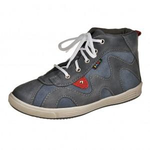 Dětská obuv FARE 818101  modré - Celoroční d31fac4526