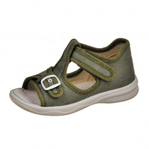 Dětská obuv Domácí sandálky Superfit 4-00292-30 -  První krůčky