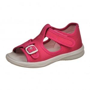 Dětská obuv Domácí sandálky Superfit 4-00292-63 -  První krůčky