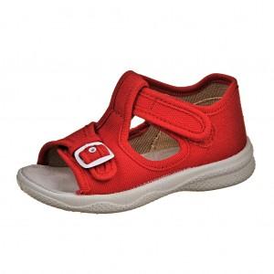 Dětská obuv Domácí sandálky Superfit 4-00292-70 -  První krůčky
