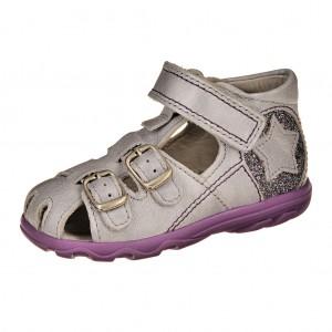 Dětská obuv Sandálky Richter 2104  /panna/eggplant -