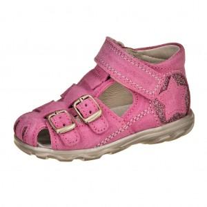 Dětská obuv Sandálky Richter 2104  /lollypop/fuchsia -
